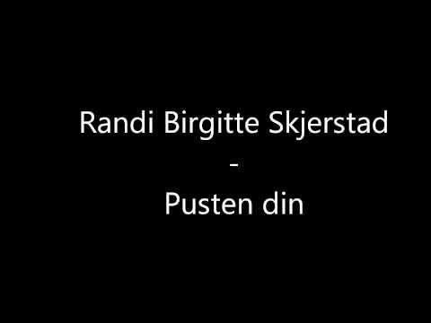 Randi Skjerstad - Pusten din
