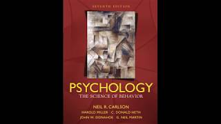 Psychology The Science of Behavior by Carlson 7th Edition
