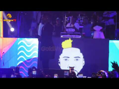 DAVIDO AND LIL KESH'S PERFORMANCE AT DAVIDO LIVE IN CONCERT 2018