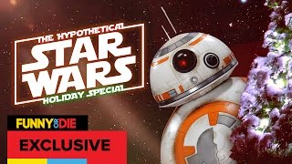 the hypothetical star wars holiday special