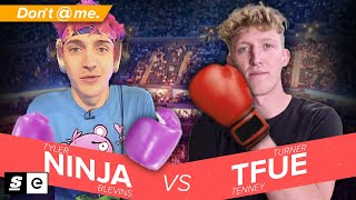 Are Tfue and Ninja Going to Fight!?