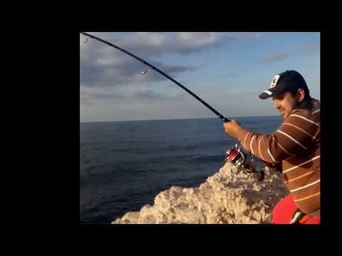Exteme Shore Jigging 45kg Tuna