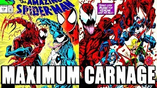 MAXIMUM CARNAGE │ Comic History Episode #100