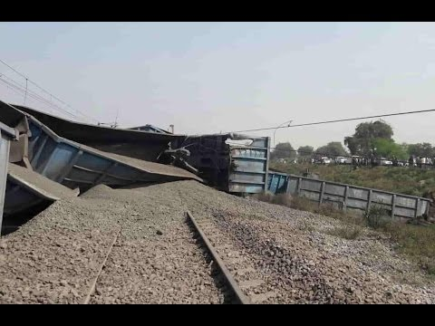 Worst rail accidents in recent times