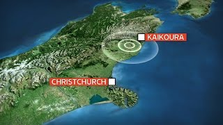 Two people killed after New Zealand earthquake