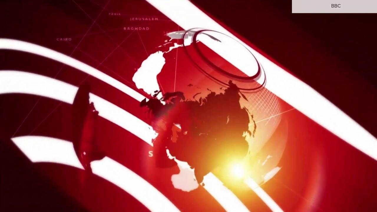 BBC World News Robotic Camera Blooper April 15-16, 2020