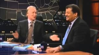 Neil DeGrasse Tyson defends science to Bill Maher against his right wing critics