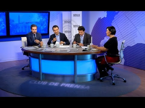 Programa completo Club de Prensa--lunes 06/11/2017