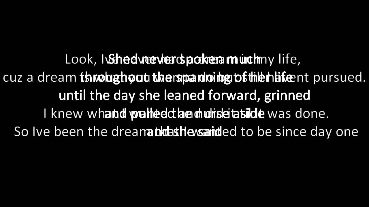 Aesop Rock No Regrets With Lyrics Youtube