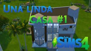 Los Sims 4 - Cómo hacer una linda casa (Parte 1) thumbnail