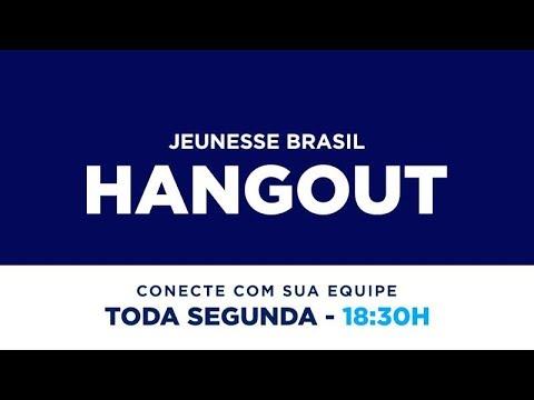05/11 - Introdução Botanicals - Hangout Jeunesse