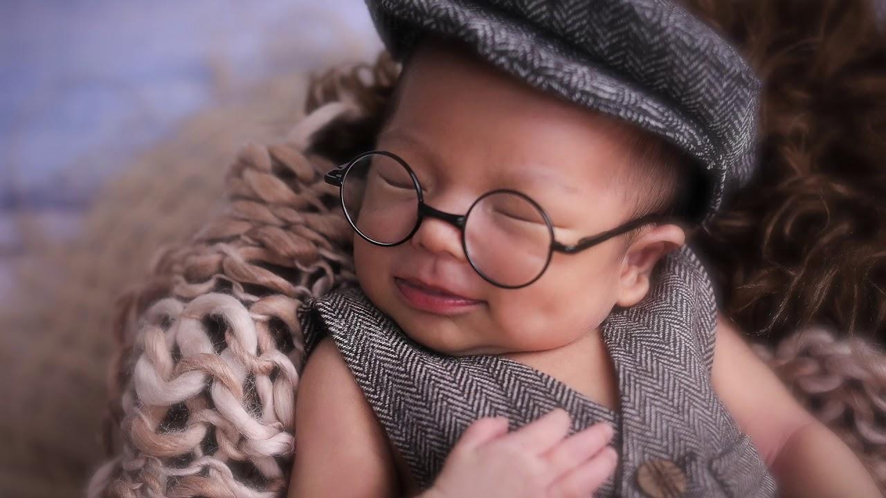 可樂果嬰兒攝影作品集 - YouTube