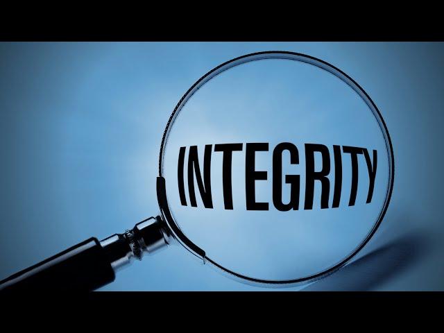 Integrity   Sangitha Suggurthi