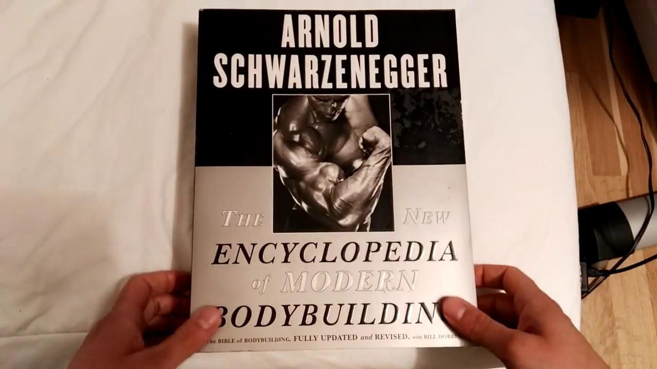 The New Encyclopedia Of Modern Bodybuilding Book
