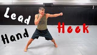 How To: The Lead Hand Hook | Stephen Wonderboy Thompson