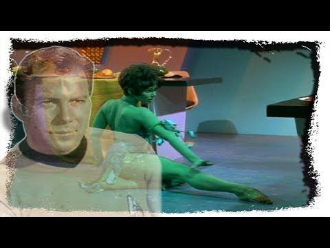 Trek Analyzed :  Captain Kirk  - Perverted Cad or Space Cowboy Hero?