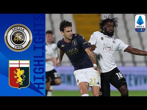 Spezia Genoa Goals And Highlights
