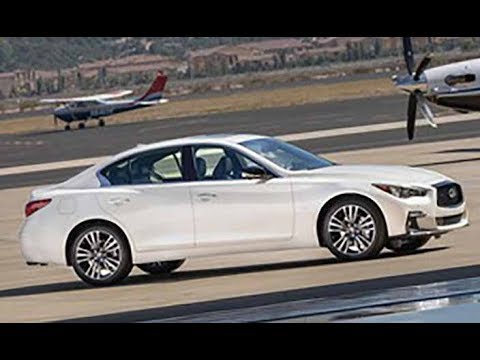 2020 Infiniti Q50 Edition 30 Special Details Youtube