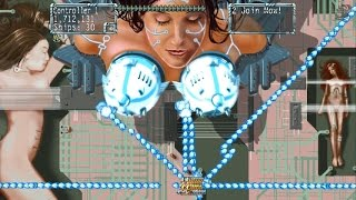 Let's play Shoot 1UP (PC game on Steam) 1080p 60fps