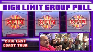 🏆18 People ➡ $3,600 Slot Group Pull❗ in ATLANTIC CITY 🎰🌐EAST COAST TOUR ✦ BCSlots