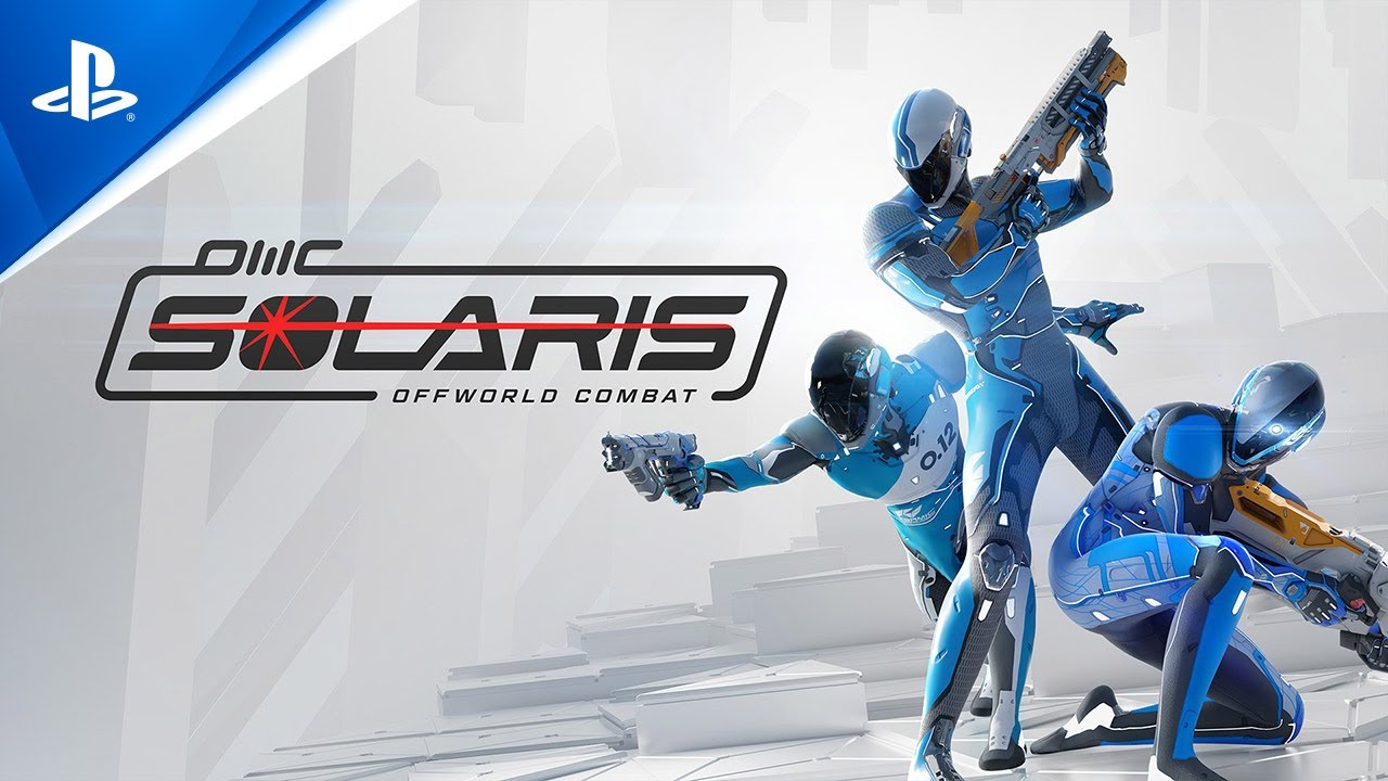 Solaris Offworld Combat - Launch Trailer | PS VR