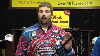 ABT X-2 Rods with Nate Wellman & Charley Almassey ICAST 2012