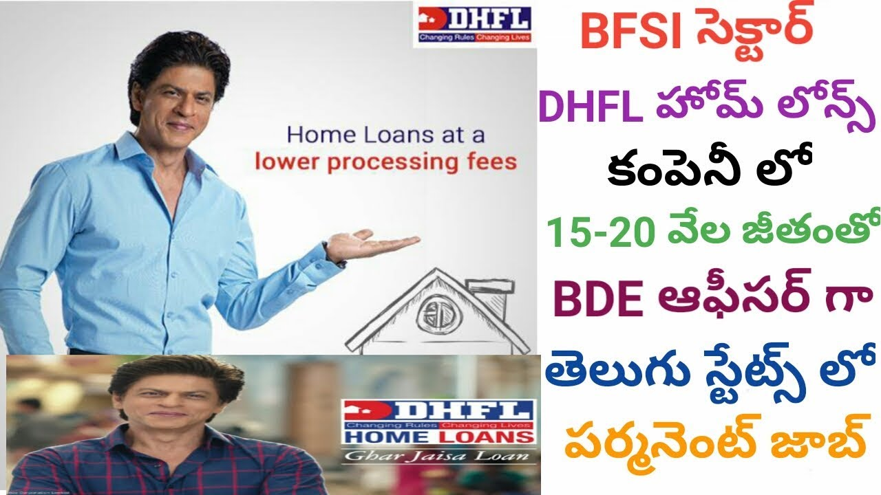 Bfsi Jobs Business Development Executive Jobs Housing Loans