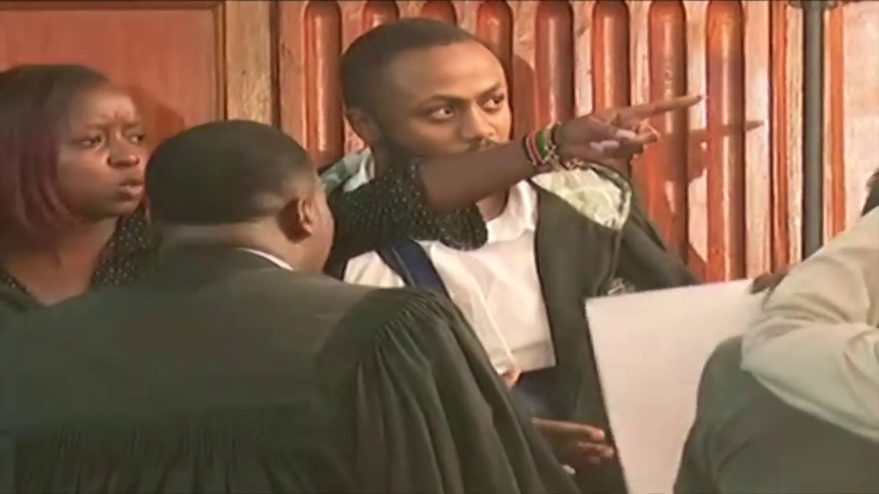 b092a42964e6 Jacque Maribe loses her cool in court after journalist gets too close