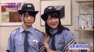 乃木坂46showでのコント「乃木坂ポリス」