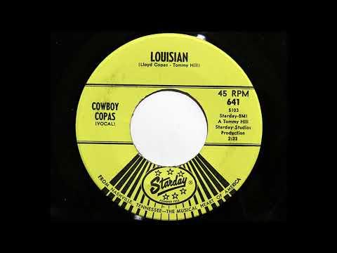 Cowboy Copas - Louisian (Starday 641)