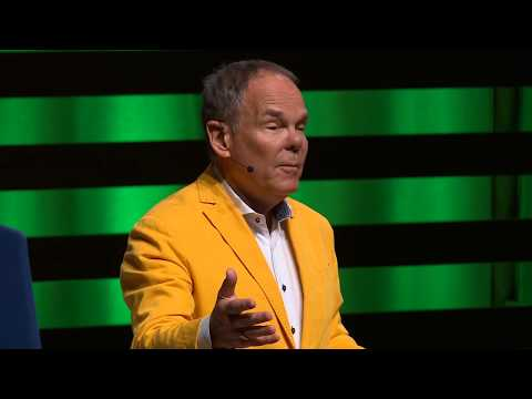 Don Tapscott – Blockchain Revolution: Canada's Time to Lead
