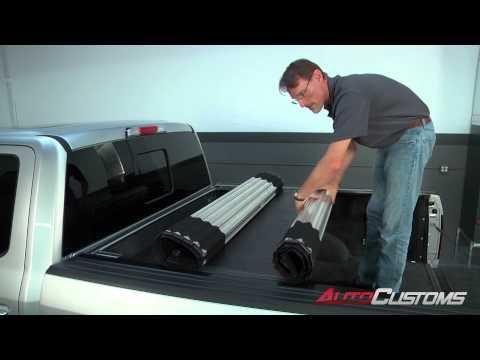 2016 Ram 1500 >> Bak Industries Revolver X2 Tonneau Cover Install on 2015 Ford F150 - AutoCustoms.com - YouTube