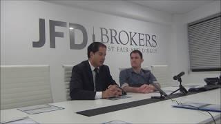 Questions / Réponses avec Cyril TABET, PDG de JFD Brokers: comparaison LMAX, Régulateurs, Chypre