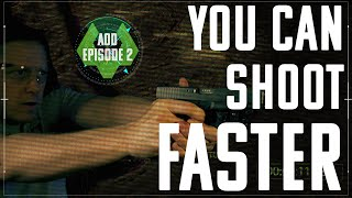 You Can Shoot Faster - Art of Defense Ep. 2