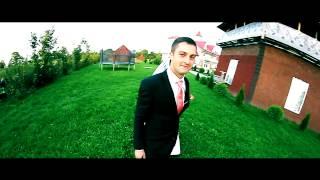 Самая красивая и позитивная свадьба в Калининграде