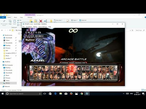 How To Unlock Azazel Play As Azazel In Tekken 6 Ppsspp Pc Or