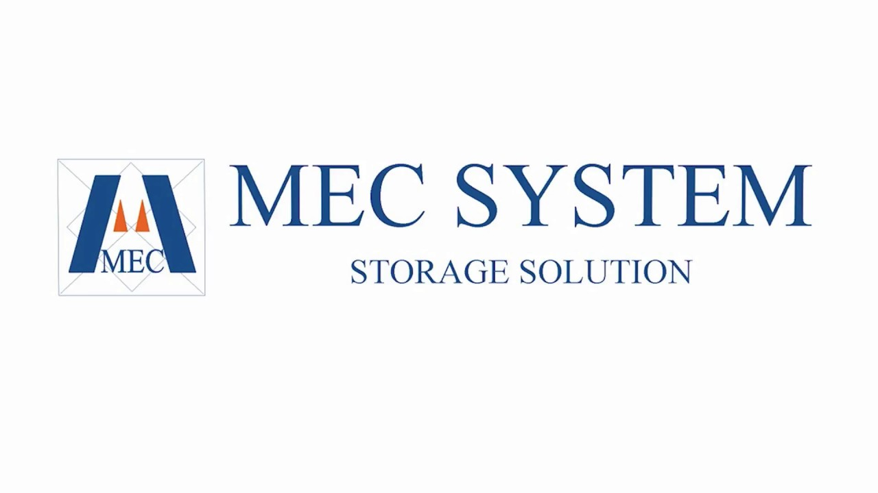 Mec System Scaffalature.Mobile Base Racks Mec System