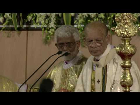 Archdiocese of Bombay | Episcopal Ordination: Bishop Allwyn and Bishop Barthol - PART 2