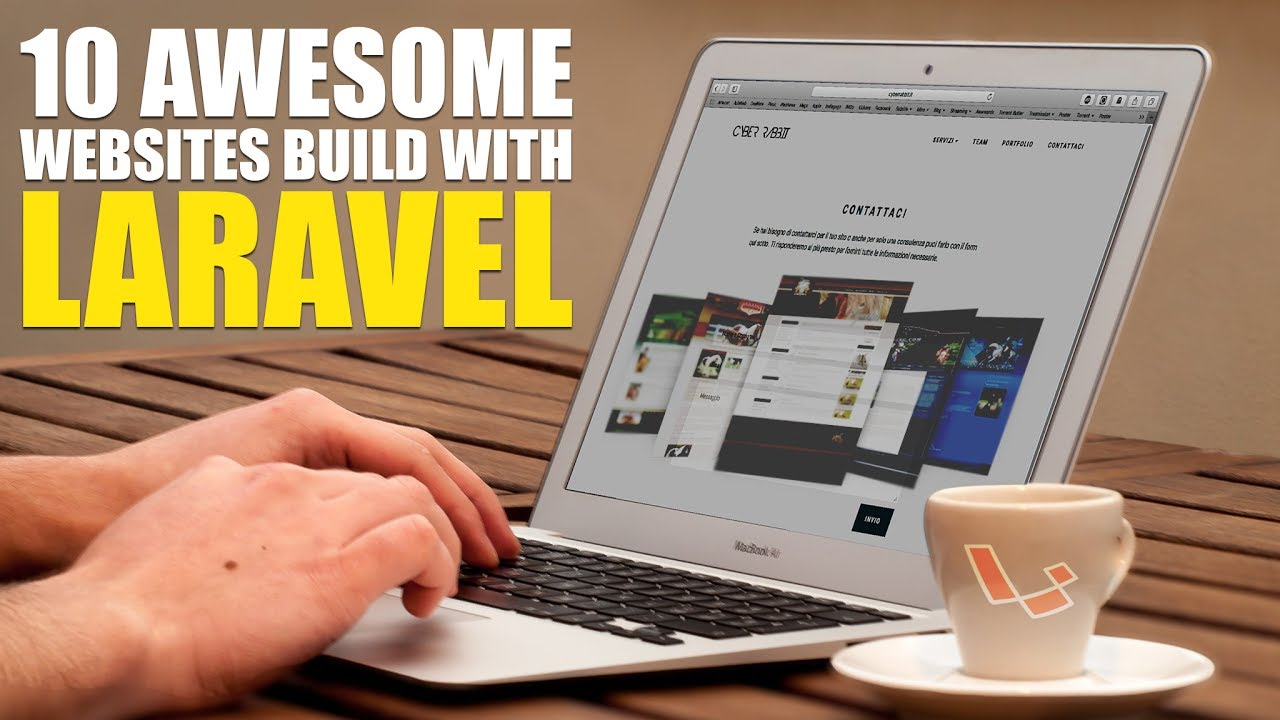 10 Awesome Websites Built With Laravel PHP Framework