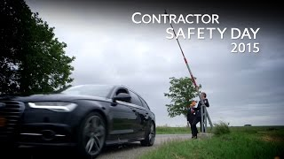 Contractor Safety Day 2015
