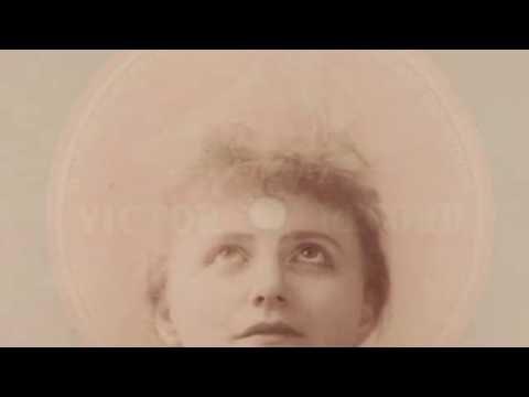 (HANDEL) Soprano Emma JUCH: He Shall Feed His Flock (1904)