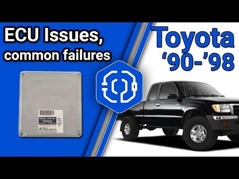 TOYOTA ECU Problems & Repair Service 1990-1998 | by ECU Team Corp