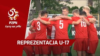 U-17: Skrót meczu Polska - Anglia (Puchar Syrenki 2019)