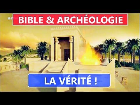 ✥ ARCHÉOLOGIE & BIBLE : Les rois DAVID & SALOMON face à l'HISTOIRE ✥