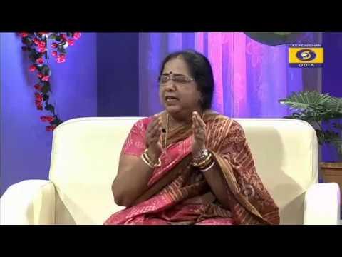 PREETI RAY PRINCIPAL KV 3  hello Odisha video