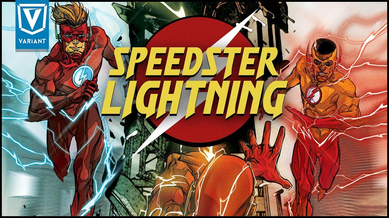 Question?official Speedsters!