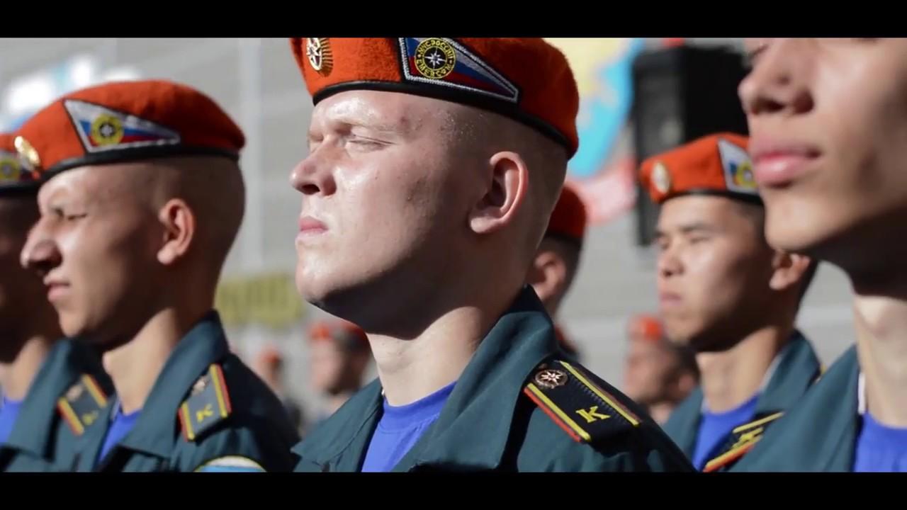 АГПС МЧС России. Присяга 2018 г.