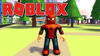 Roblox - SIMULADOR DE SUPER-HERÓIS ( Superhero Simulator )