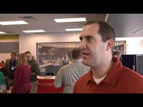 Rockwell Collins Earth Day 2011 in Cedar Rapids, Iowa