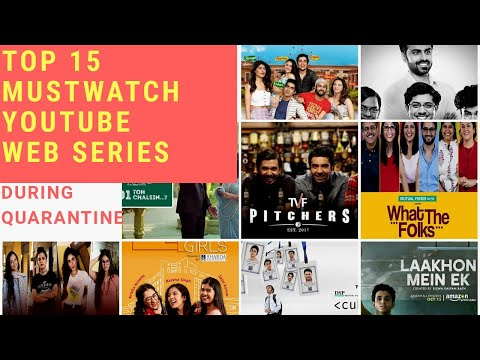 Must watch web series during quarantine | Top 15 |Youtube | Free